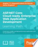 ASP NET Core  Cloud ready  Enterprise Web Application Development