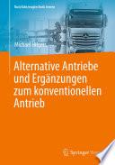 Alternative Antriebe und Ergänzungen zum konventionellen Antrieb