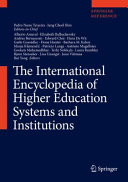 International Encyclopedia of Higher Education Systems and Institutions