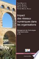 illustration du livre Impact des réseaux numériques dans les organisations