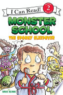Monster School  The Spooky Sleepover