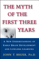 download ebook the myth of the first three years pdf epub