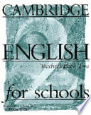 Cambridge English For Schools 2 Teacher S Book