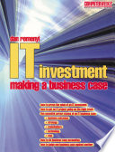 IT Investment  Making a Business Case