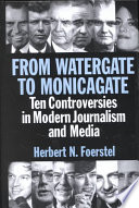 From Watergate to Monicagate