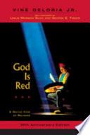 illustration du livre God is Red