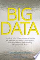 Ebook Big Data Epub Viktor Mayer-Schönberger,Kenneth Cukier Apps Read Mobile