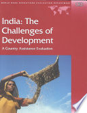 India  the Challenges of Development