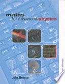Maths for Advanced Physics