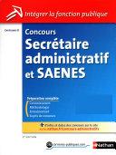 Concours Secr  taire administratif et Saenes   Cat  gorie B