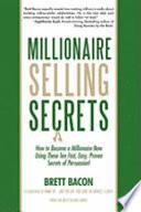Millionaire Selling Secrets