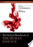 The Oxford Handbook of the Human Essence
