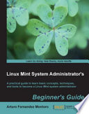 Linux Mint System Administrator S Beginner S Guide