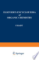 Elsevier   s Encyclopaedia of Organic Chemistry