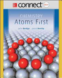 Combo: Connect Plus Chemistry with Learnsmart 2 Semester Access Card for Chemistry: Atoms First with Aleks for General Chemistry Access Card 2 Semeste