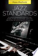 Piano Playbook  Jazz Standards