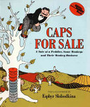 download ebook caps for sale : a tale of a peddler, some monkeys & their monkey business pdf epub