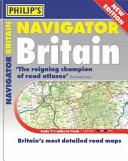 Britain   Philip s 2019 Essential Navigator