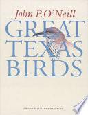 Great Texas Birds