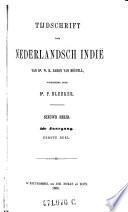Tijdschrift Voor Nederlandsch Indie