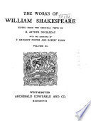 The Works of William Shakespeare  King Lear  Macbeth  Timon of Athens  Pericles
