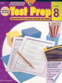 Advantage Test Prep  Grade 8