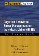 Cognitive behavioral Stress Management for Individuals Living with HIV