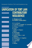 Unification of Tort Law: Contributory Negligence