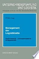 Management der Logistikkette