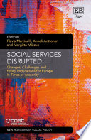 Social Services Disrupted