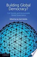Building Global Democracy