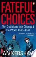 Fateful Choices book