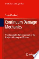 Continuum Damage Mechanics book
