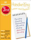 DK Workbooks  Handwriting  Cursive  Third Grade