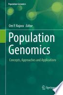 Population Genomics