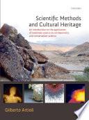 Scientific Methods and Cultural Heritage