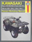 Kawasaki Bayou 220 300   Prairie 300 ATV