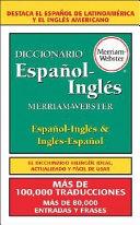 Diccionario espa  ol ingl  s Merriam Webster