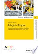 Kriegsziel Belgien