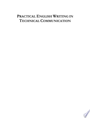 Practical English Writing in Technical Communication: Exemplars and Learning-Oriented Assessments - ISBN:9781612332826