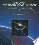 Beyond the Mechanical Universe
