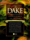 Dake Annotated Reference Bible