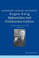Spätantikes und fränkisches Gallien