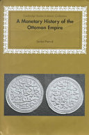 A Monetary History of the Ottoman Empire Ottoman Empire By A Leading Economic