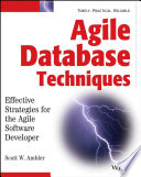 Agile Database Techniques