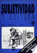 subjectividad y cultura