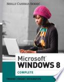 Microsoft Windows 8  Complete