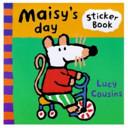 Maisy's Day Sticker Book