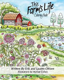 This Farm s Life Adult Coloring Book