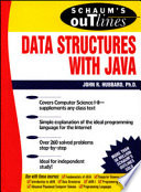 Schaum S Outline Of Data Structures With Java